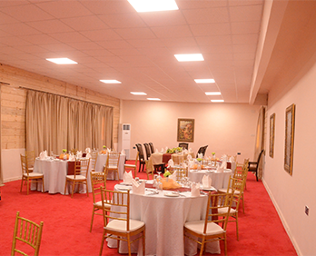 Daallo Banquet Hall