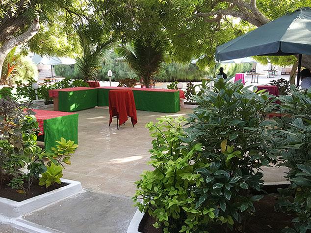 Lamadaya Garden Restaurant
