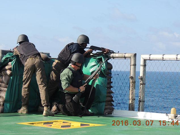 Marine Security